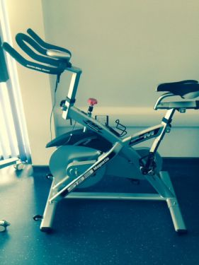 BH Fitness SB3 Indoor Cycle Exercise Bike