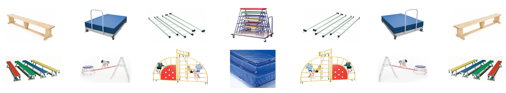 Pe & Gym Equipment